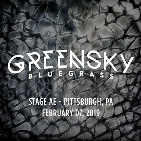 02/07/19 Stage AE, Pittsburgh, PA