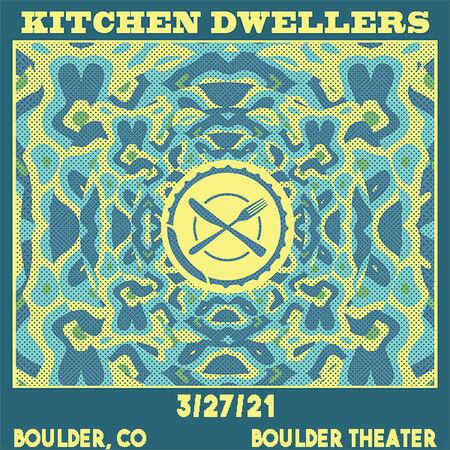 03/27/21 Boulder Theater, Boulder, CO