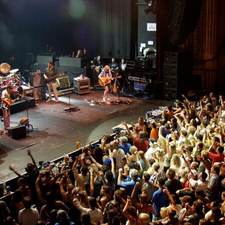 07/27/03 The Warfield, San Francisco, CA
