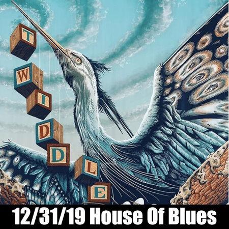 12/31/19 House of Blues, Boston, MA