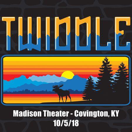 10/05/18 Madison Theater, Covington, KY