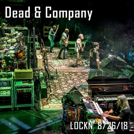 08/26/18 LOCKN' Music Festival, Arrington, VA