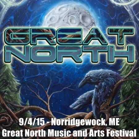 09/04/15 Great North Music and Arts Festival, Norridgewock, ME