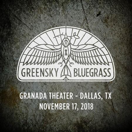 11/17/18 Granada Theater, Dallas, TX