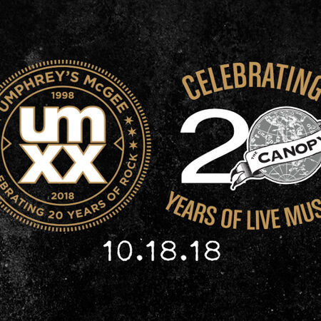 10/18/18 The Canopy Club, Urbana, IL