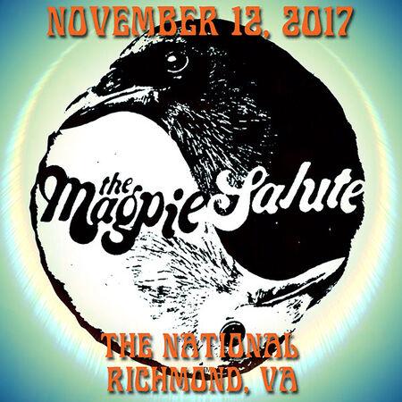 11/12/17 The National, Richmond, VA