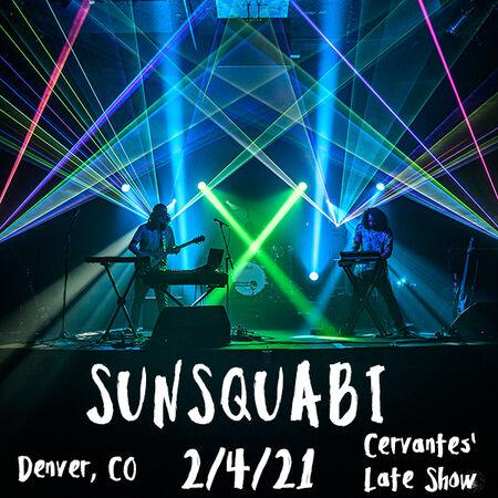 02/04/21 Cervantes' Masterpiece Ballroom, Denver, CO