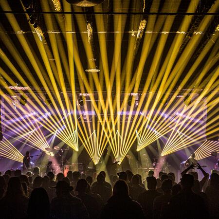 11/24/19 Higher Ground, Burlington, VT