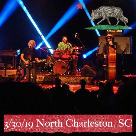 03/30/19 North Charleston Performing Arts Center, North Charleston, SC