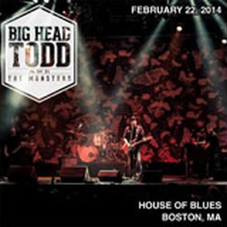 02/22/14 House of Blues, Boston, MA