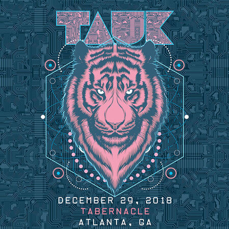 12/29/18 Tabernacle, Atlanta, GA