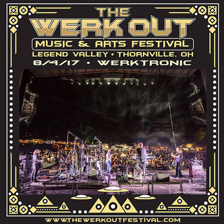 08/04/17 The Werk Out Music & Arts Festival, Thornville, OH
