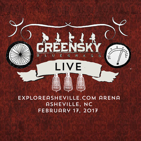 02/17/17 Exploreasheville.com Arena, Asheville, NC