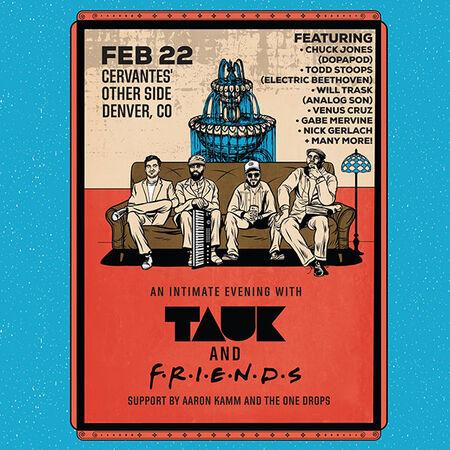 02/22/20 Cervantes' Other Side, Denver, CO