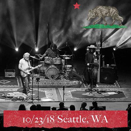 10/23/18 Moore Theater, Seattle, WA