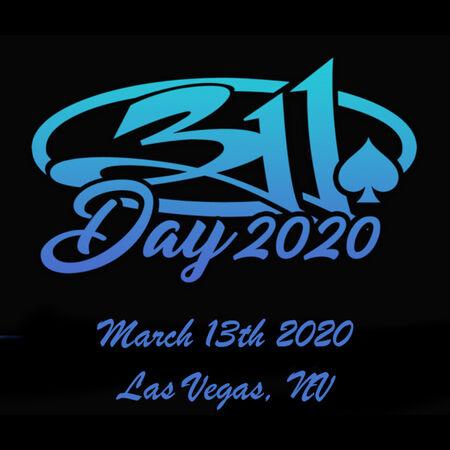03/13/20 Park Theater, Las Vegas, NV