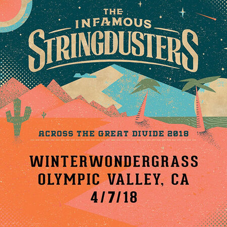 04/07/18 Winter Wondergrass - Late Night, Olympic Valley, CA