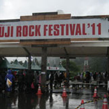 07/29/11 Fuji Rock Festival, Niigata, JP