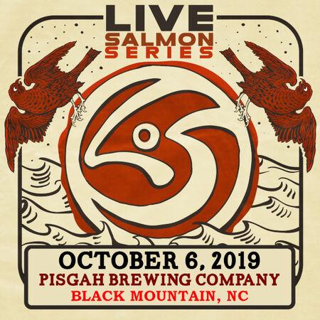 10/06/19 Pisgah Brewery, Black Mountain, NC