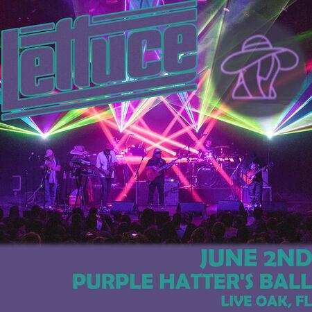 06/02/18 Purple Hatter's Ball, Live Oak, FL