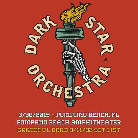 03/30/19 Pompano Beach Amphitheater, Pompano Beach, FL