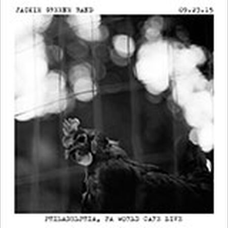 09/23/15 World Cafe Live, Philadelphia, PA