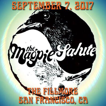 09/07/17 The Fillmore, San Francisco, CA