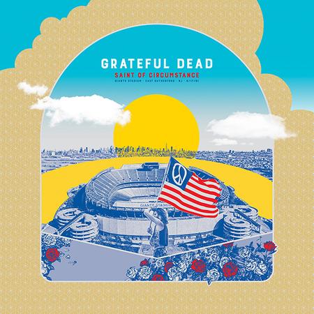 06/17/91 Saint Of Circumstance: Giants Stadium, East Rutherford, NJ
