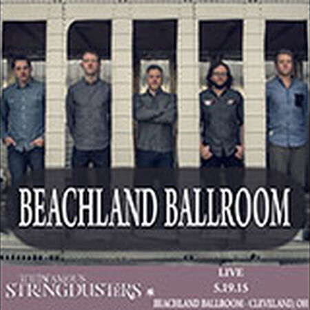 05/19/15 Beachland Ballroom, Cleveland, OH