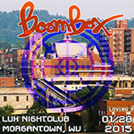 01/28/15 Lux Nightclub, Morgantown, WV