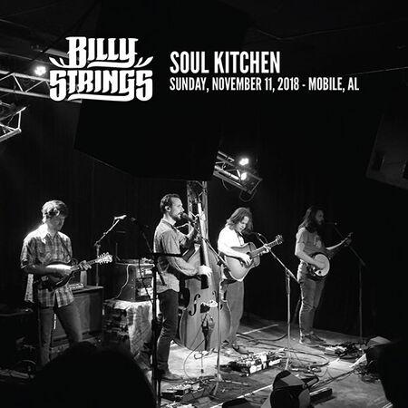 11/11/18 Soul Kitchen Music Hall, Mobile, AL