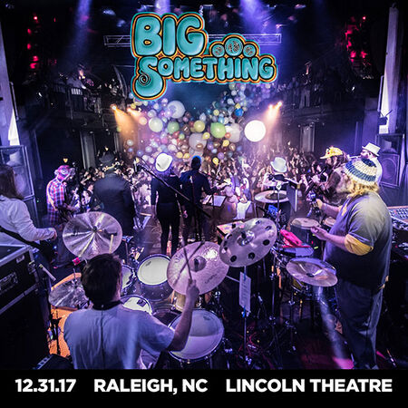 12/31/17 Lincoln Theatre, Raleigh, NC