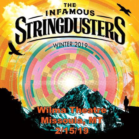 02/15/19 Wilma Theatre, Missoula, MT