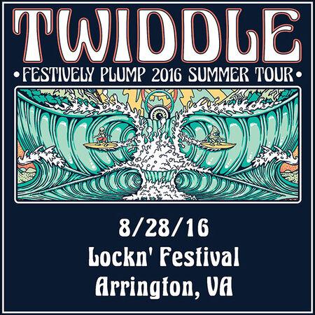 08/28/16 LOCKN' Festival, Arrington, VA