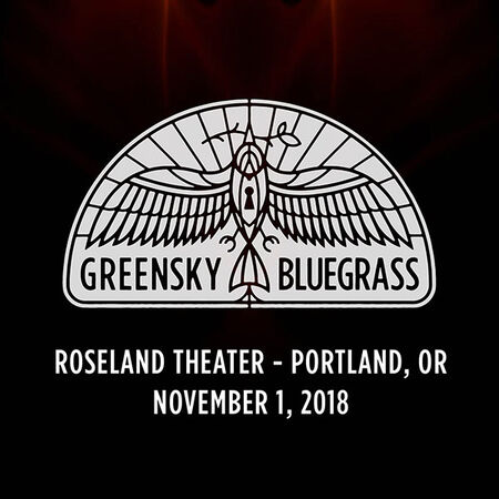 11/01/18 Roseland Theater, Portland, OR