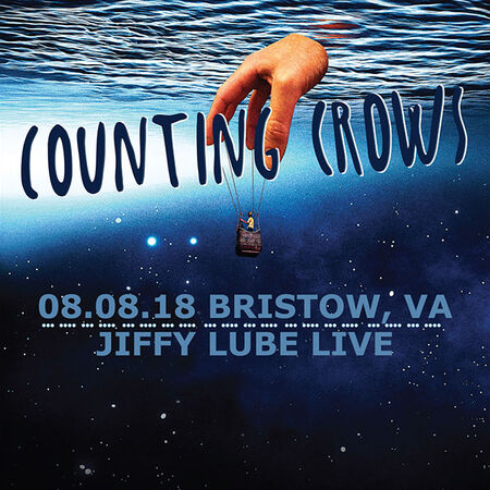 08/08/18 Jiffy Lube Live, Bristow, VA