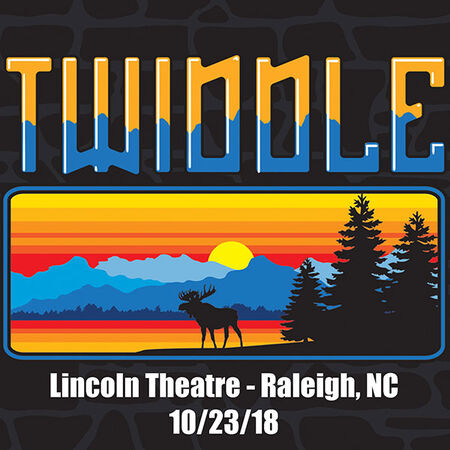 10/23/18 Lincoln Theatre, Raleigh, NC