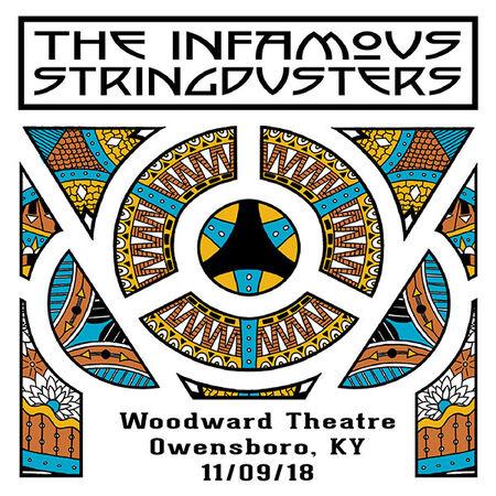 11/09/18 International Bluegrass Music Museum , Owensboro, KY