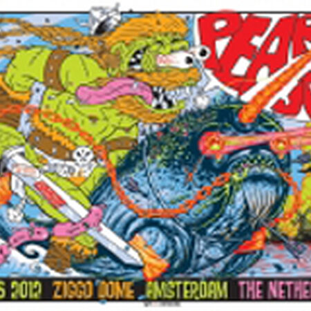 06/26/12 Ziggo Dome, Amsterdam, NL