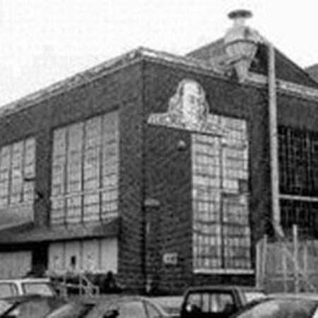 10/24/09 Electric Factory, Philadelphia, PA