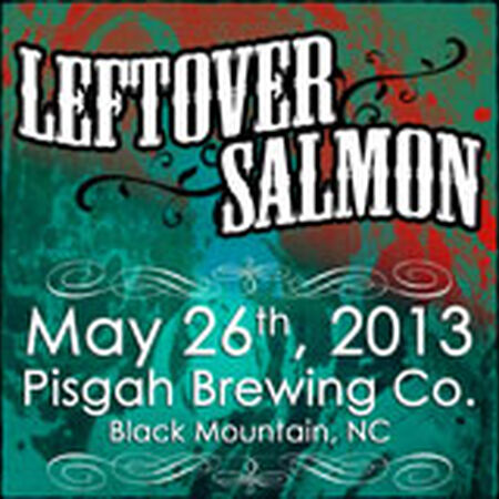 05/26/13 Pisgah Brewery, Black Mountain, NC