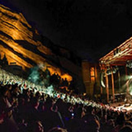 07/25/15 Red Rocks Amphitheatre, Morrison, CO