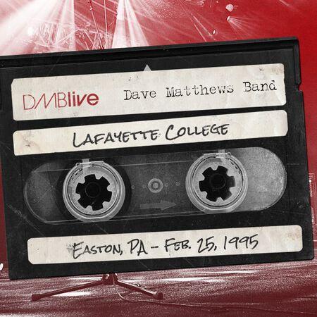 02/25/95 Allan Kirby Field House - Lafayette College, Easton, PA