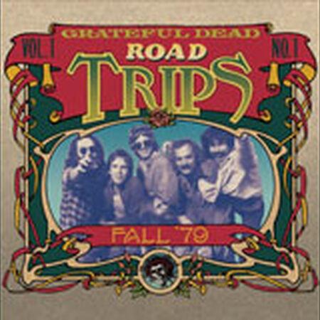 10/25/79 Road Trips Vol 1, No 1: New Haven Coliseum, New Haven, CT