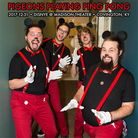 12/31/17 DisNYE at Madison Theater, Madison, KY