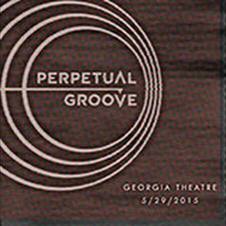 05/29/15 Georgia Theatre, Athens, GA