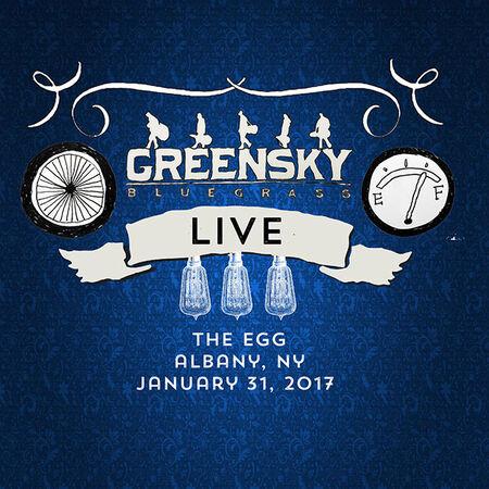 01/31/17 The Egg, Albany, NY