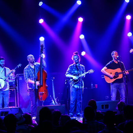 02/02/16 Druid City Music Hall, Tuscaloosa, AL
