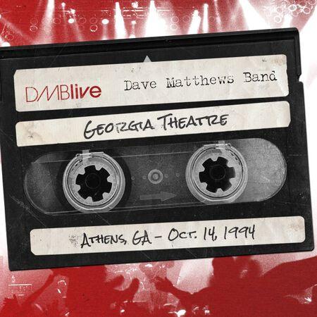 10/14/94 Georgia Theatre, Athens, GA