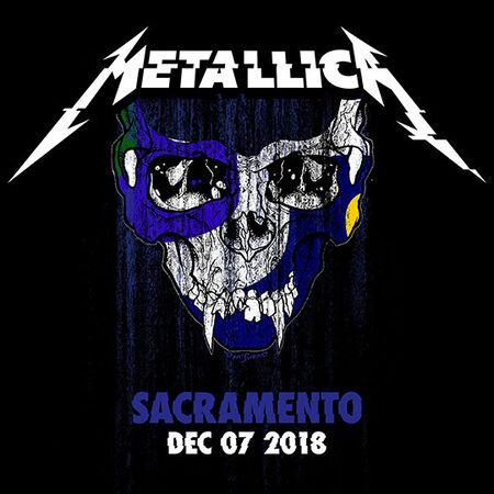 12/07/18 Golden 1 Center, Sacramento, CA